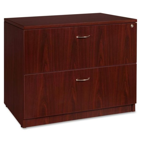 Lorell Essentials Lateral File Cabinet
