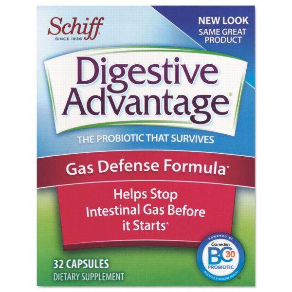 Digestive Advantage Probiotic Gas Defense Capsules