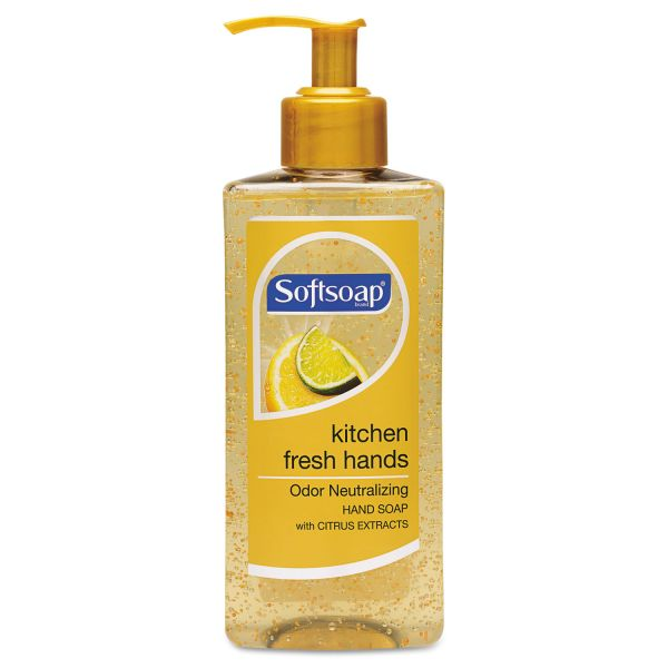 Softsoap Kitchen Fresh Hand Soap