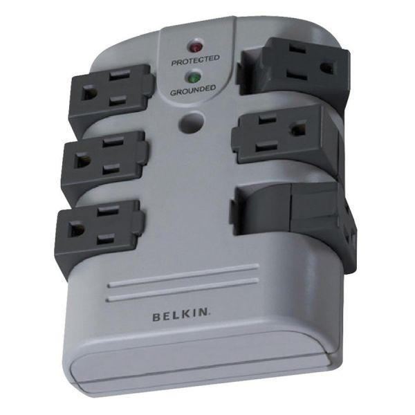 Belkin Pivot Plug Outlet Wallmount Surge Protector