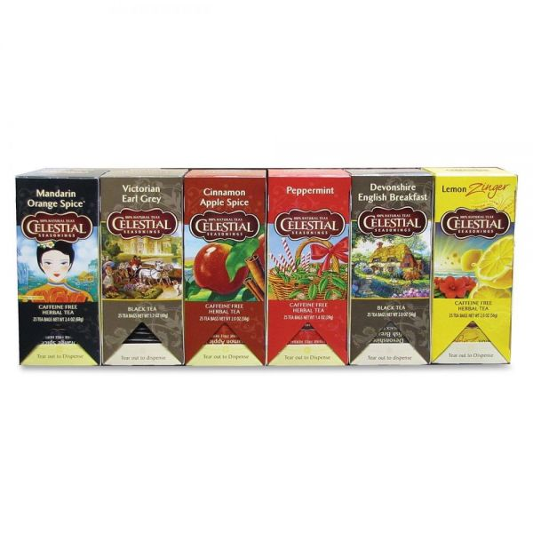 Celestial Seasonings Assorted Teas