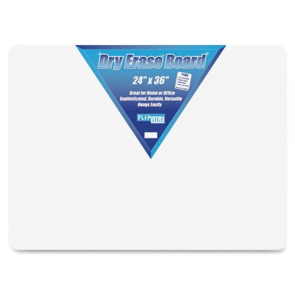 Flipside Unframed Dry Erase Board