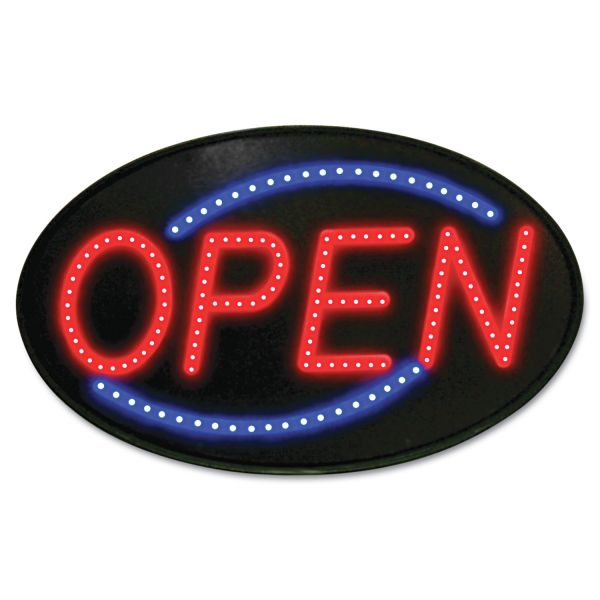 "Newon LED ""OPEN"" Sign"