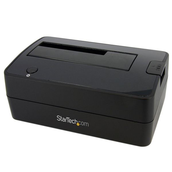 StarTech.com USB 3.0 SATA Hard Drive Docking Station