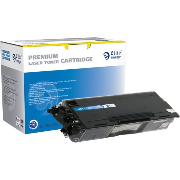Elite Image Remanufactured Toner Cartridge - Alternative for Brother (TN460)