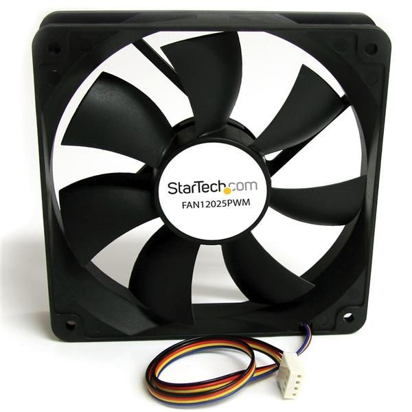 StarTech.com 120x25mm Computer Case Fan with PWM