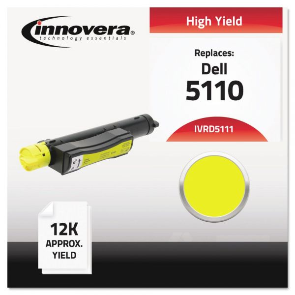 Innovera Remanufactured Dell 5110 High Yield Toner Cartridge