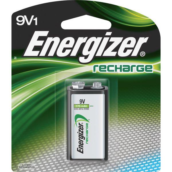Energizer 9V Recharge Battery