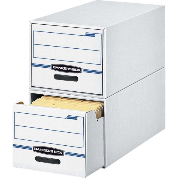 Bankers Box Stor/Drawer Basic Light Duty Storage Drawers