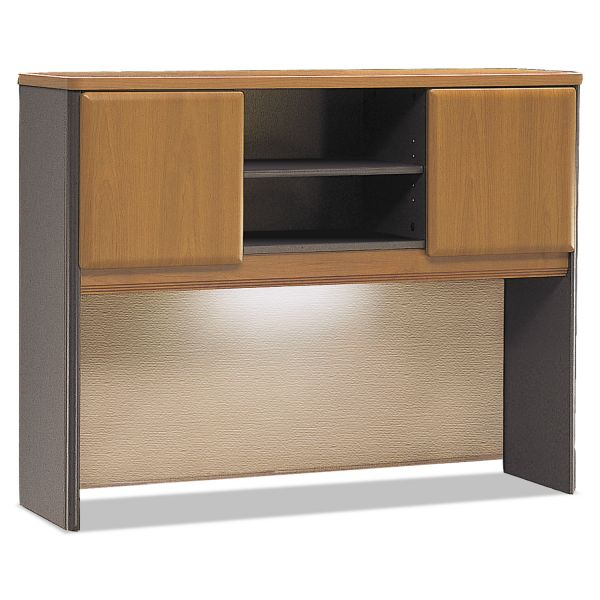 Bush Series A Collection 48W Hutch, Natural Cherry