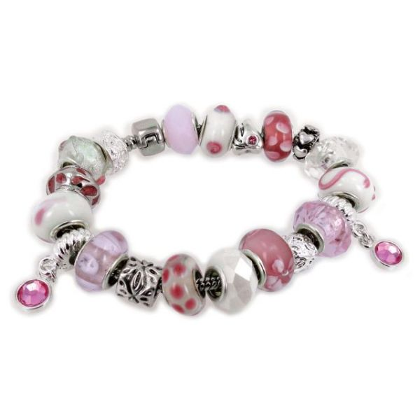 Uptown Breast Cancer Awareness Bracelet Kit