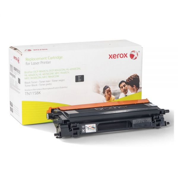 Xerox 006R03028 Remanufactured TN115BK High-Yield Toner, Black