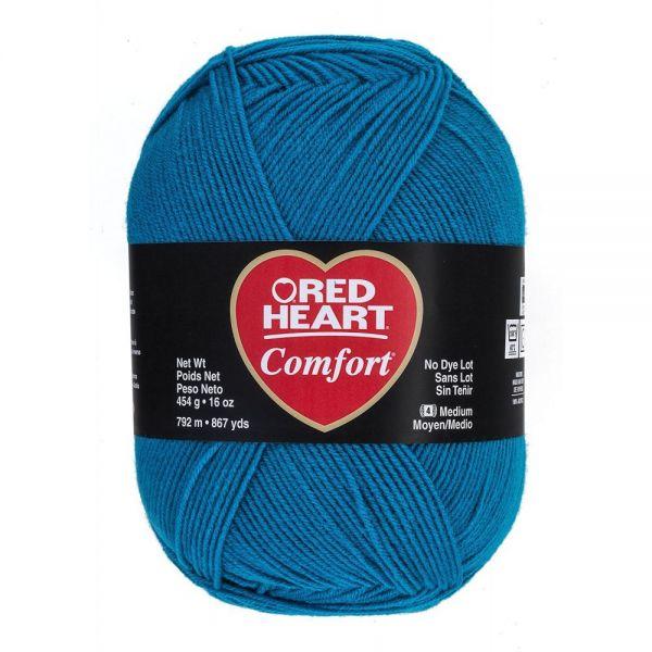 Red Heart Comfort Yarn - Peacock
