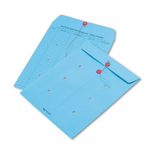 Quality Park Standard Inter-Dept.Colored Envelopes