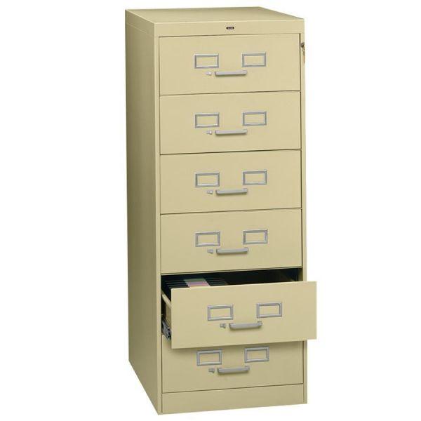 Tennsco Card Files & Media Storage Cabinet