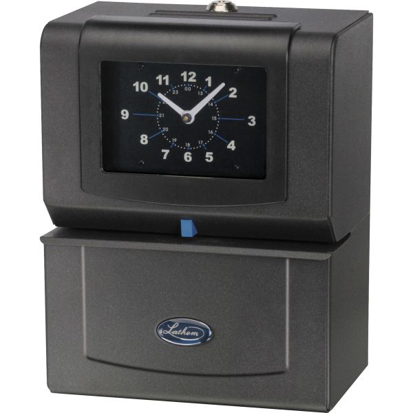 Lathem Heavy-Duty Automatic Time Recorders