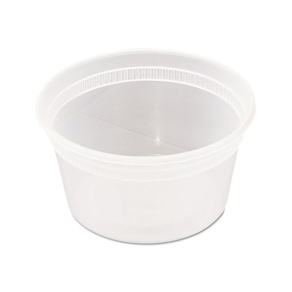 Pactiv DELItainer Microwavable Takout Containers