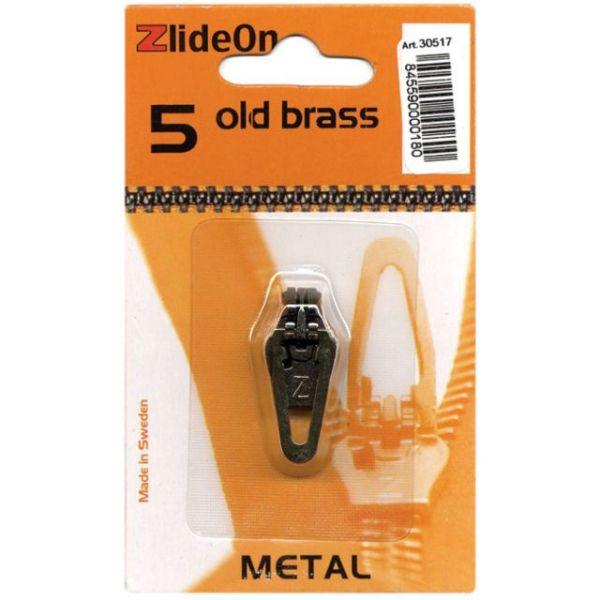 ZlideOn Zipper Pull Replacements Metal 5