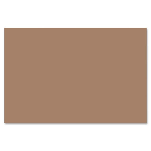 Nature Saver Brown Construction Paper