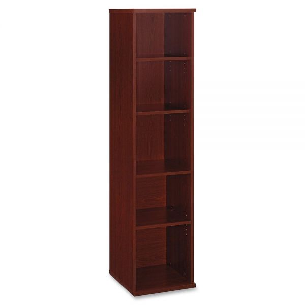 bbf Series C Open Single Bookcase