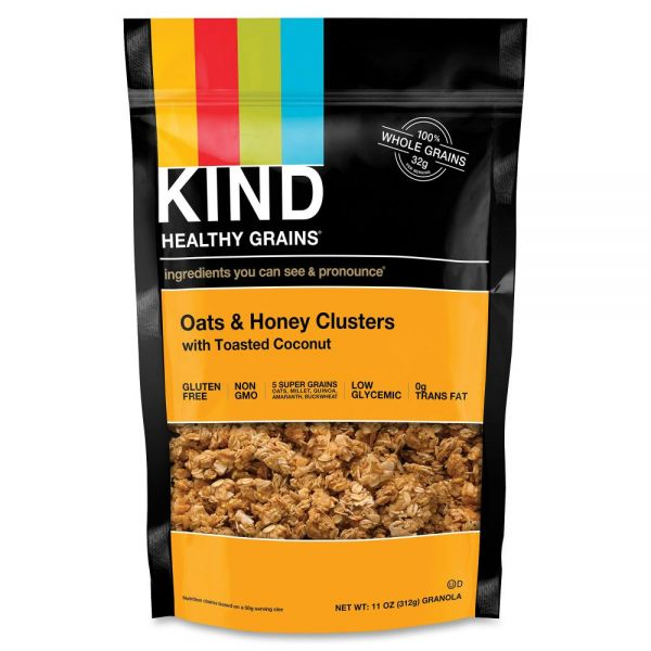 KIND Healthy Grains Clusters Snack