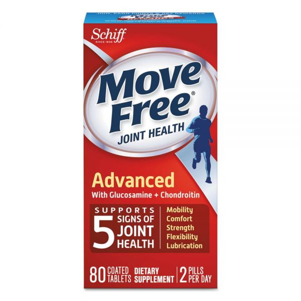 Move Free Advanced Total Joint Health Tablets