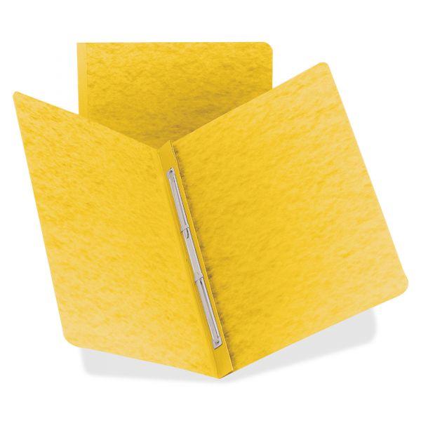 Smead Yellow PressGuard Report Cover