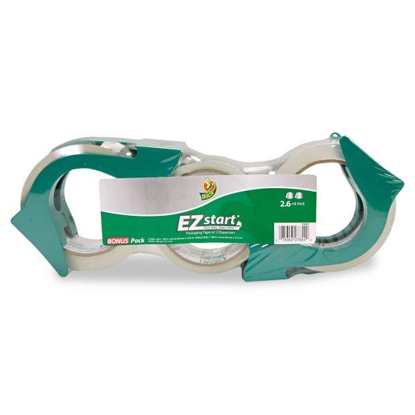 """Duck Brand EZ Start Premium 2"""" Packing Tape"""