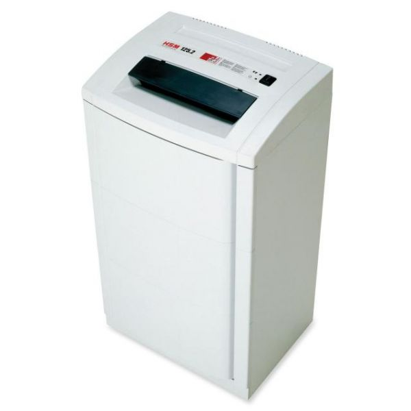 HSM 125.2 Professional Shredder with Auto Oiler