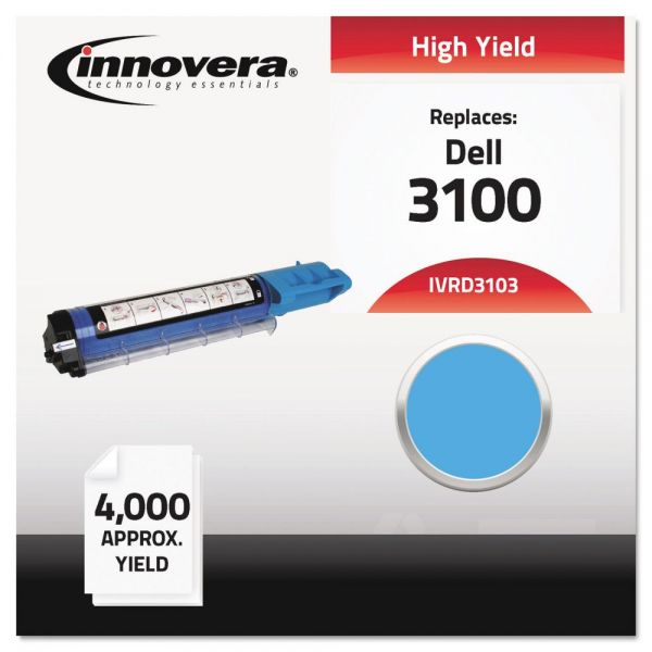 Innovera Remanufactured Dell 3100 High-Yield Toner Cartridge