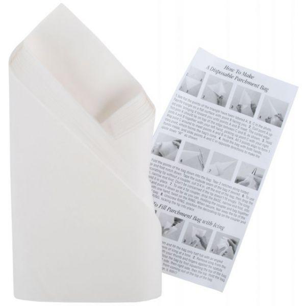 Parchment Triangles 100/Pkg
