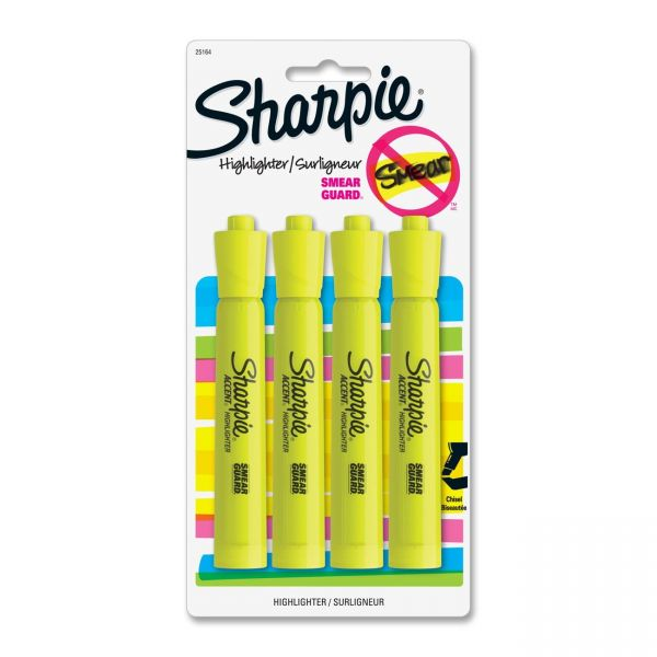 Sharpie Tank Style Accent Highlighters