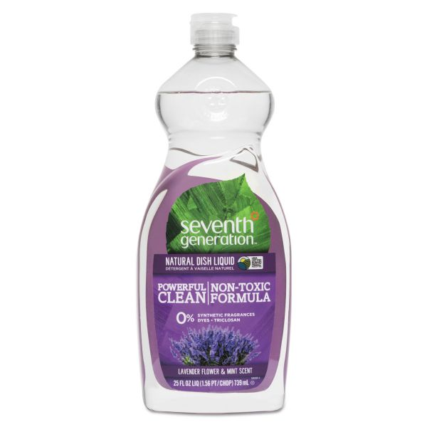 Seventh Generation Natural Liquid Dish Soap