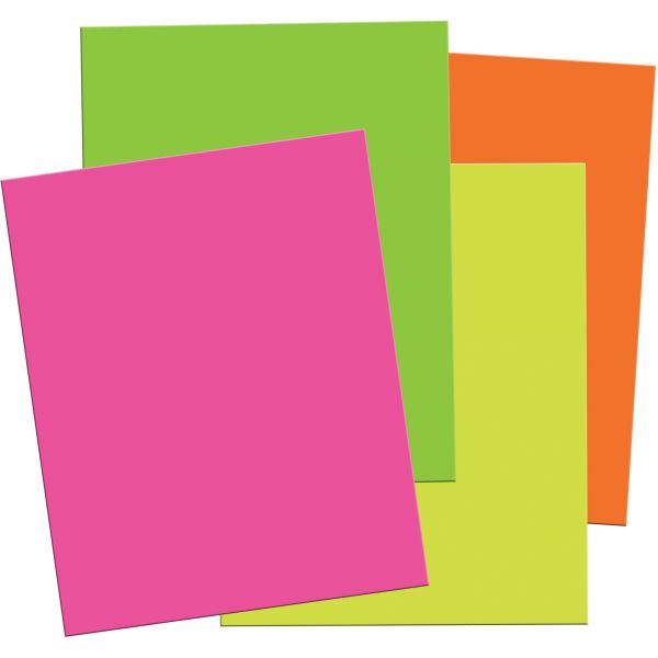 Pacon Matte Neon Foam Boards