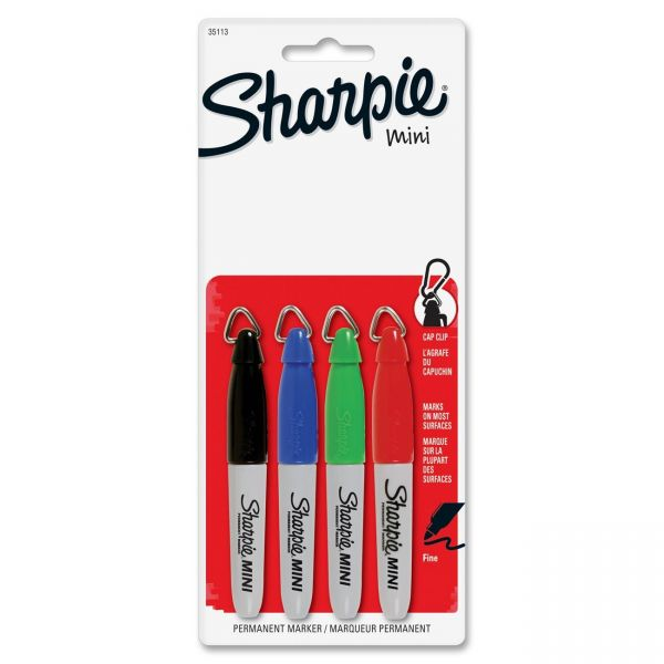 Sharpie Mini Fine Point Permanent Markers