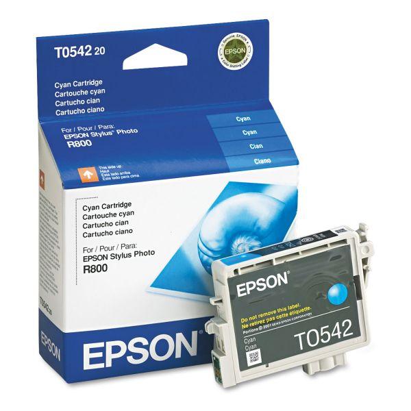 Epson T054220 (54) Ink, Cyan