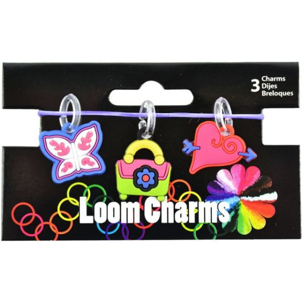 Loom Band Diva Charms