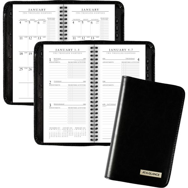 At-A-Glance Executive Weekly/Monthly Planner