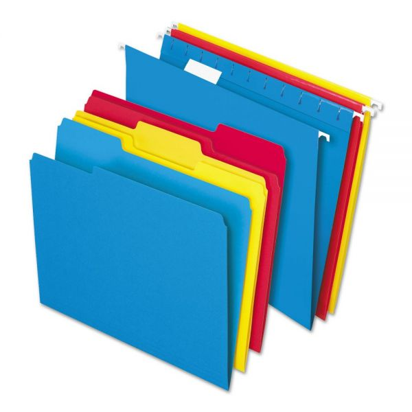 Pendaflex Essentials Combo Kit Hanging File Folders