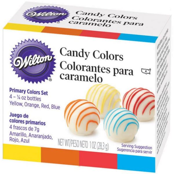 Candy Colors .25oz 4/Pkg