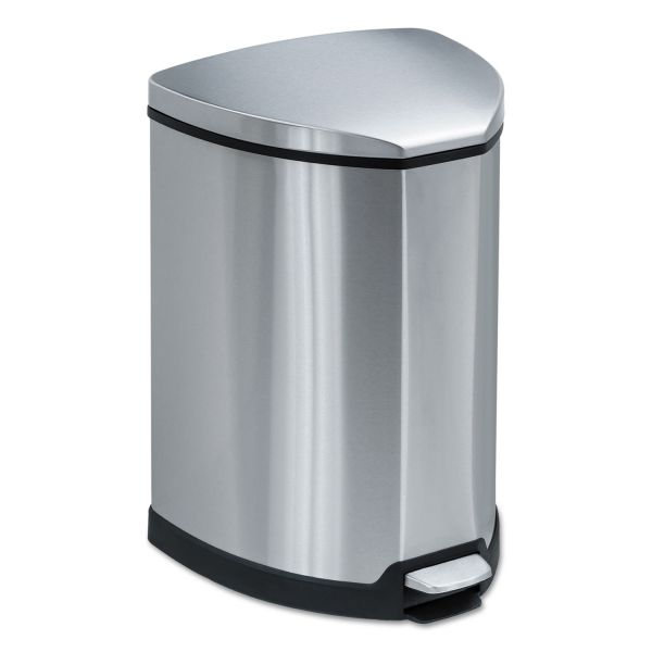 Safco Step-On 4 Gallon Trash Can