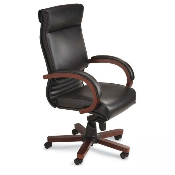 Tiffany Corsica High-back Leather Office Chair
