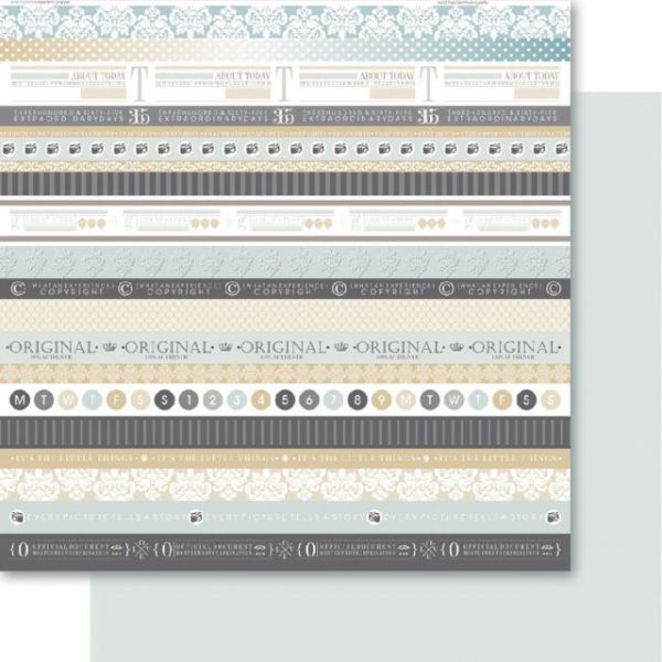 Essence East Coast Double-Sided Cardstock