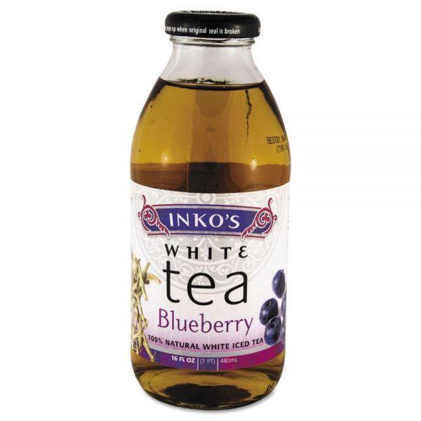 Inko's Ready-To-Drink White Iced Tea