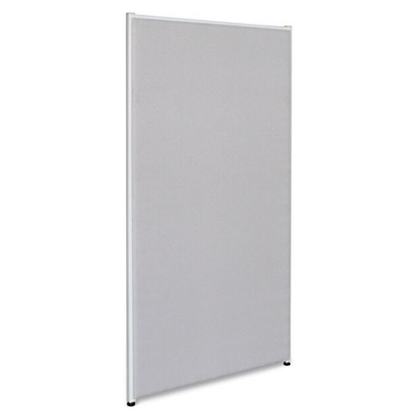 Lorell Gray Fabric Panel