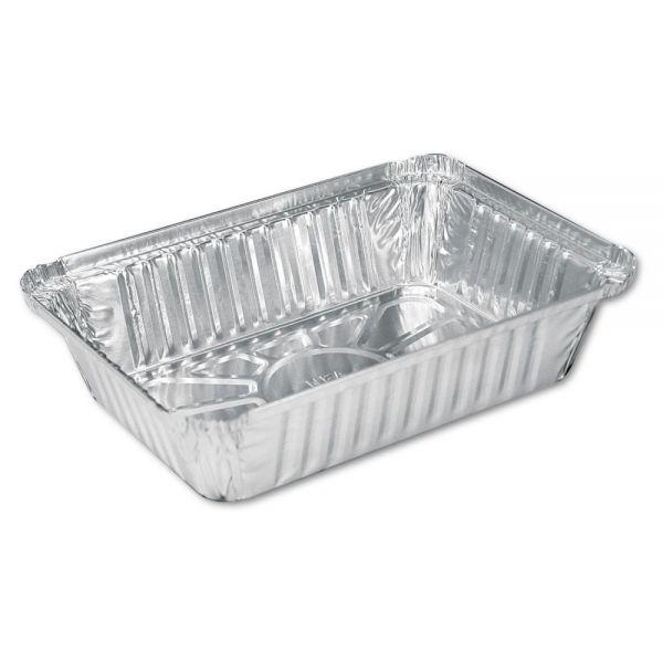 Handi-Foil Aluminum Oblong Pans