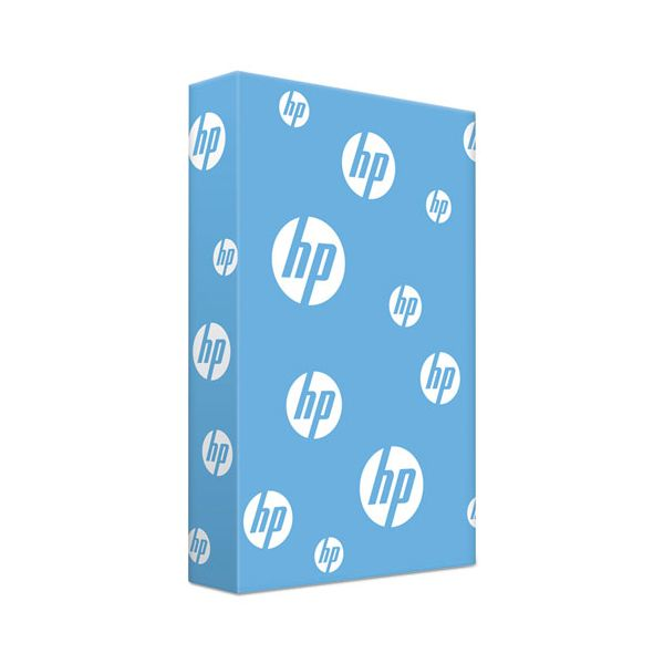 HP Office Ultra-White Paper, 92 Brightness, 20 lb, 8 1/2 x 14, White, 500 Sheets/Ream