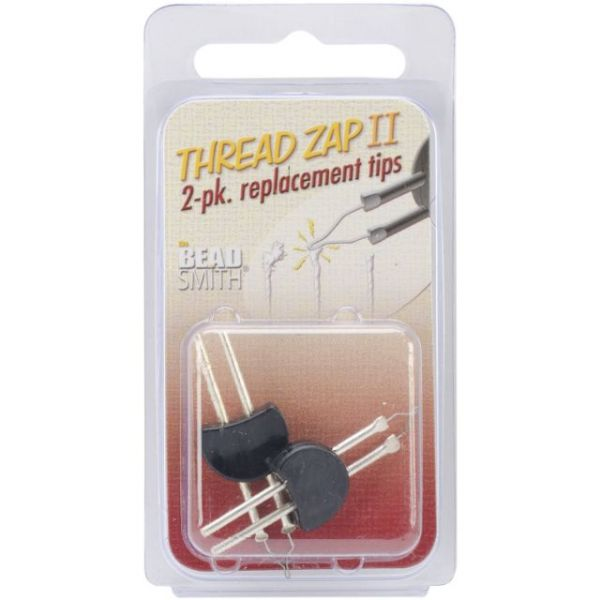 Thread Zap II Replacement Tips 2/Pkg