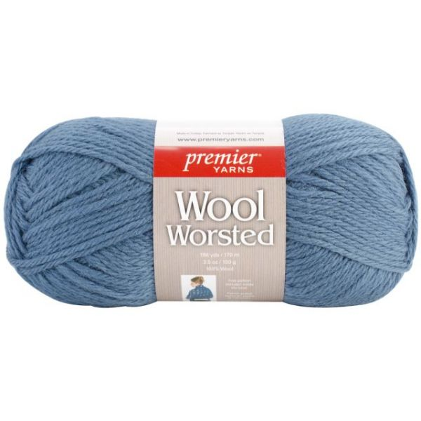 Premier Wool Worsted Yarn - Mermaid