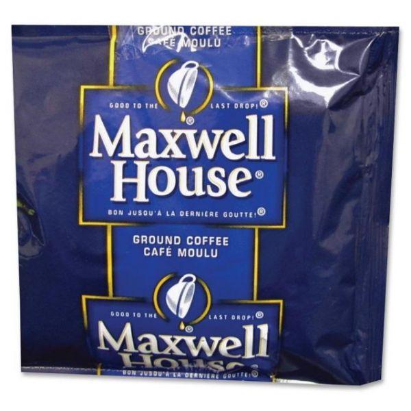 Maxwell House Pre-Measured Coffee Packs